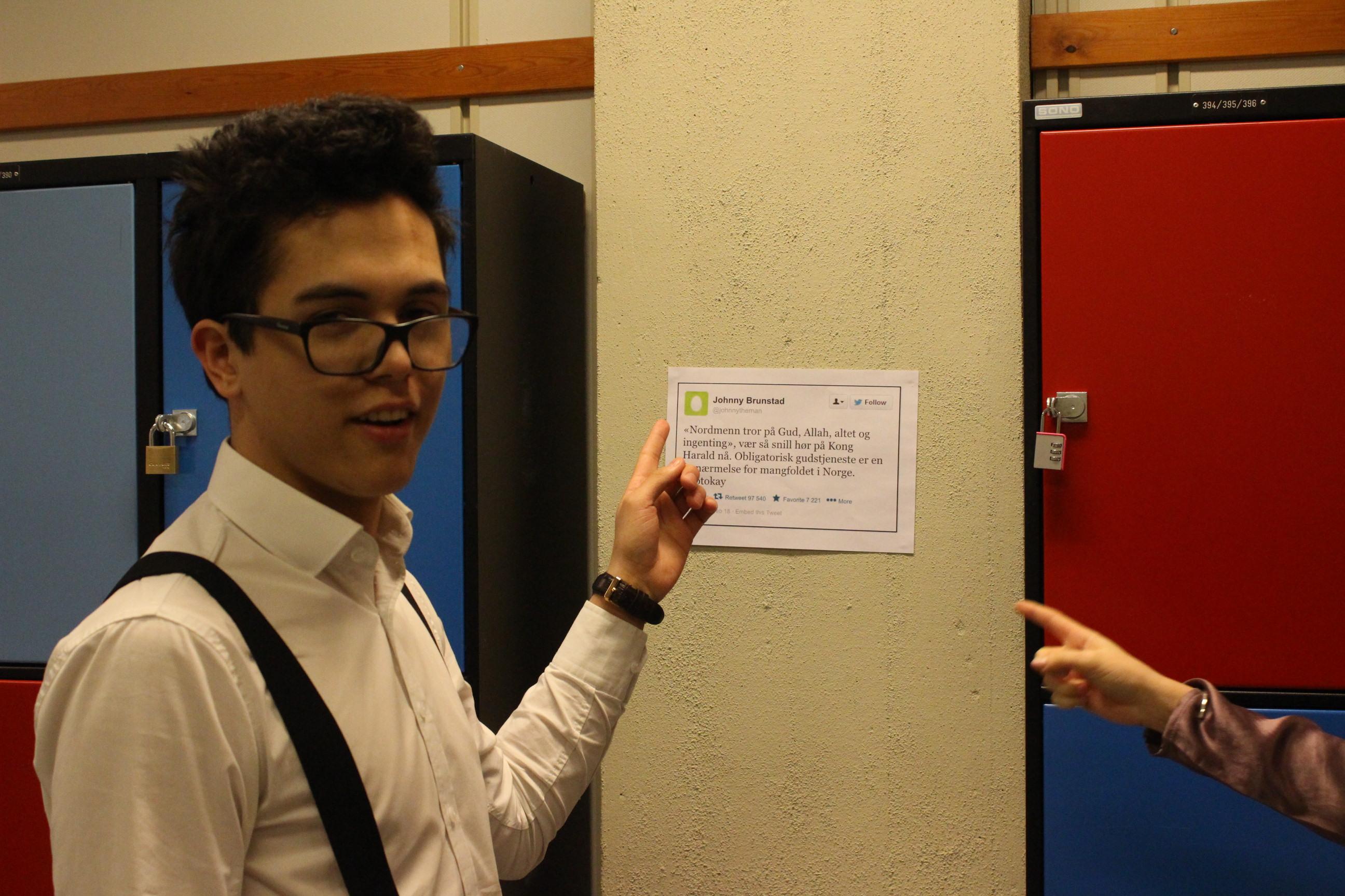 Fake news i gangene?